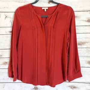 Joie 100% sol blouse